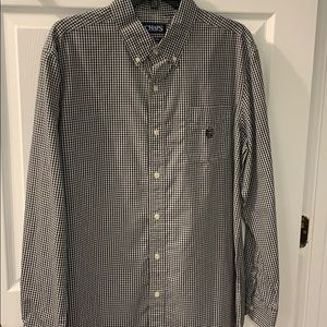 Chaps Easy Care Men's Large Worn once